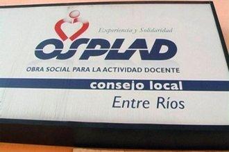¿Qué pasa en Osplad, la obra social que tiene unos 11 mil afiliados docentes en Entre Ríos?