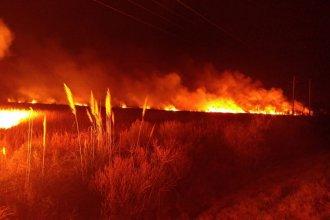 Rumbo a Córdoba: Recibieron el alerta roja y viajan a sofocar los incendios forestales