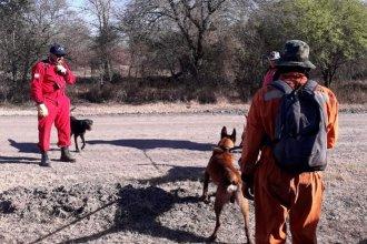 Bomberos de Entre Ríos intervienen en la búsqueda de un hombre en Chaco