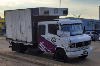 Dieron con el camión que chocó y terminó con la vida de un hombre septuagenario en la autovía de la RN14