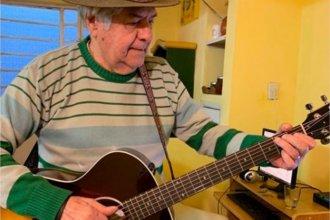 El folklore entrerriano, de luto: Falleció uno de los hermanos Cuestas