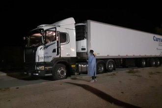 Repatriaron a un camionero que fue diagnosticado con coronavirus en el puente San Martín