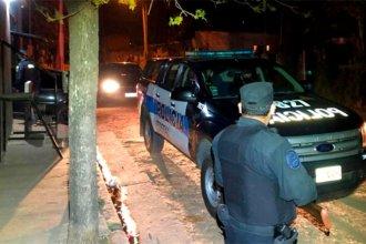 Cocaína, armas y detenidos: el resultado de una tarde noche de operativos de los federales
