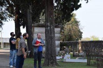Tumbas, nichos y panteones formarán parte de un recorrido histórico por el día de los Fieles Difuntos