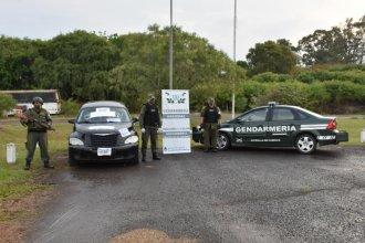 La causa del conductor que arrastró a un gendarme derivó en el secuestro de tres vehículos