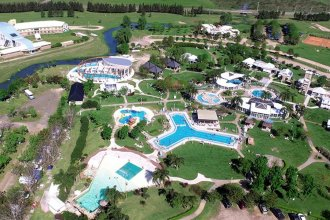 Sin agua en sus piscinas, complejo termal de Entre Ríos reabre sus puertas