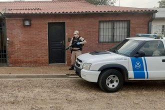 ¿Qué secuestró Prefectura en los allanamientos por drogas realizados en dos ciudades?