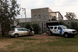 Con allanamientos simultáneos, Prefectura busca desbaratar banda narco que opera en la costa del Uruguay