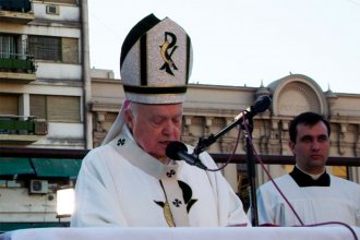 Falleció Mario Maulión, arzobispo emérito de Paraná