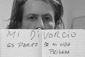 Papel en mano, Coti confirmó su divorcio y le realizó un especial pedido a los medios