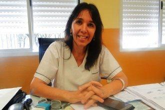 """""""Está encerrado y es anticuarentena"""": la directora del hospital de Chajarí cuestionó a Galimberti"""