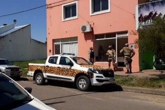Por una compra de animales con cheques sin fondos, realizaron ocho allanamientos en ciudad entrerriana