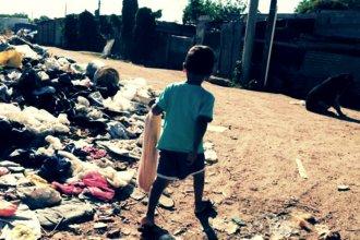 Concordia está nuevamente al tope de la pobreza, según el Indec