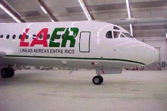 Los detalles del proceso de liquidación de Líneas Aéreas del Entre Ríos, empresa estatal disuelta