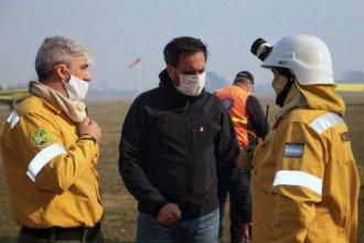 Mientras que nueve provincias registran incendios, el delta del Paraná se encuentra sin focos activos