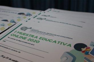 Concordia y Gualeguaychú realizarán la primera muestra educativa online