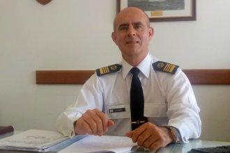 Entrerriano siguió su sueño de conocer el mar e hizo carrera en la Armada Argentina