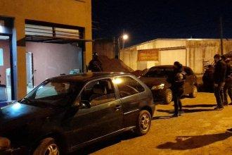 Ocho personas fueron detenidas tras allanamientos por narcotráfico en dos ciudades