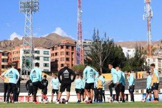 Argentina quiere estar a la altura en La Paz