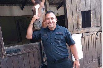 Ascendieron post mortem al policía entrerriano asesinado en Buenos Aires