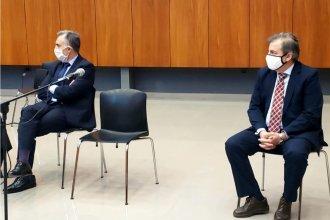 Rodríguez Signes pide que sea el Ejecutivo el que decida el destino de los bienes de Allende