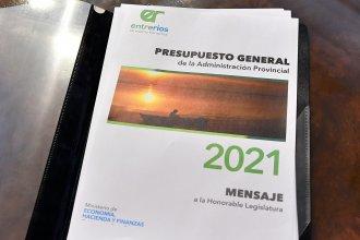 En tres tweets, el gobernador definió las prioridades del presupuesto 2021