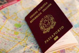 Denuncian el interminable camino burocrático que recorren para regresar a la Italia de sus antepasados