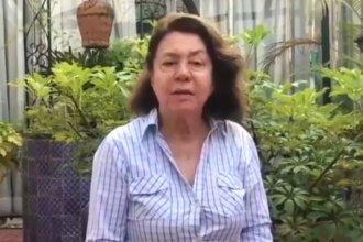 La madre de los Etchevehere rompió el silencio: Apuntó a la Justicia y convocó al campo