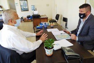 Relevamientos y nuevos criterios, en la agenda de CARU y el gobierno provincial