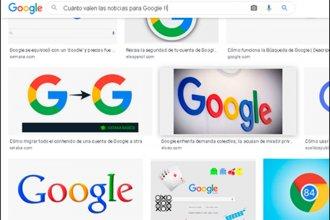 Google pagará por las noticias que generan los Medios