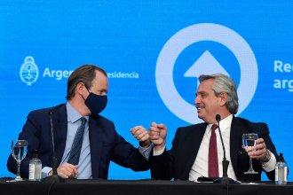 """""""Logro histórico"""" dijo Bordet, al confirmar la transferencia automática de los excedentes de Salto Grande"""