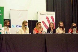 En una agenda conjunta, cuatro ciudades proponen trabajar contra la violencia de género