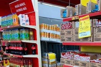 Caso de Covid en conocido supermercado obligó a un operativo de desinfección y aislamiento