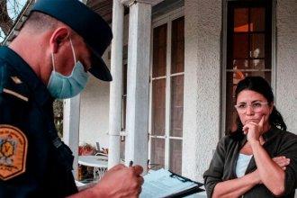 Dolores Etchevehere quedó en libertad y la ministra Romero elogió el accionar de la policía entrerriana