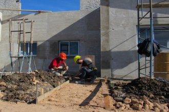 Con recursos provinciales, culminarán 25 viviendas en dos localidades