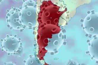 En el cierre del fin de semana, se registraron menos de 6000 casos de coronavirus en el país