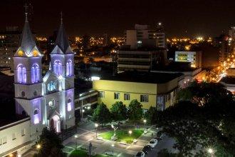 Es ley: Concordia se convirtió en una de las 24 capitales alternas del país