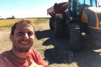 Del tractor y el campo en cuarentena al sueño de ascender y enfrentar a River