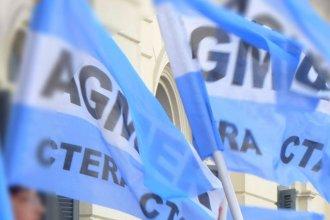 Agmer aclara que las medidas que tomó no son paro y que no corresponden los descuentos