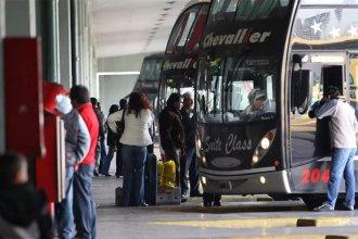 Entre Ríos vuelve a abrirse al transporte nacional de pasajeros, pero con requisitos