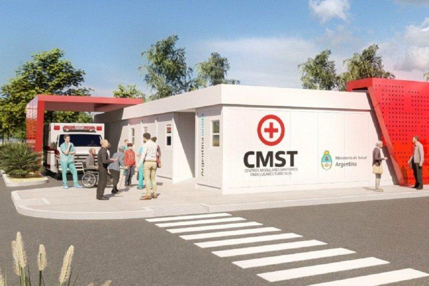Diseño del centro sanitario