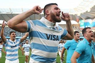 Los Pumas repiten equipo: Kremer, titular frente a los Wallabies