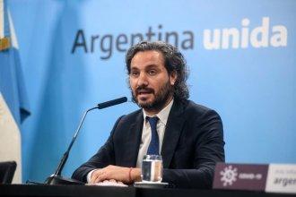 Cafiero defendió con números el Presupuesto 2021, habló de la negociación con el FMI y tiró críticas al macrismo
