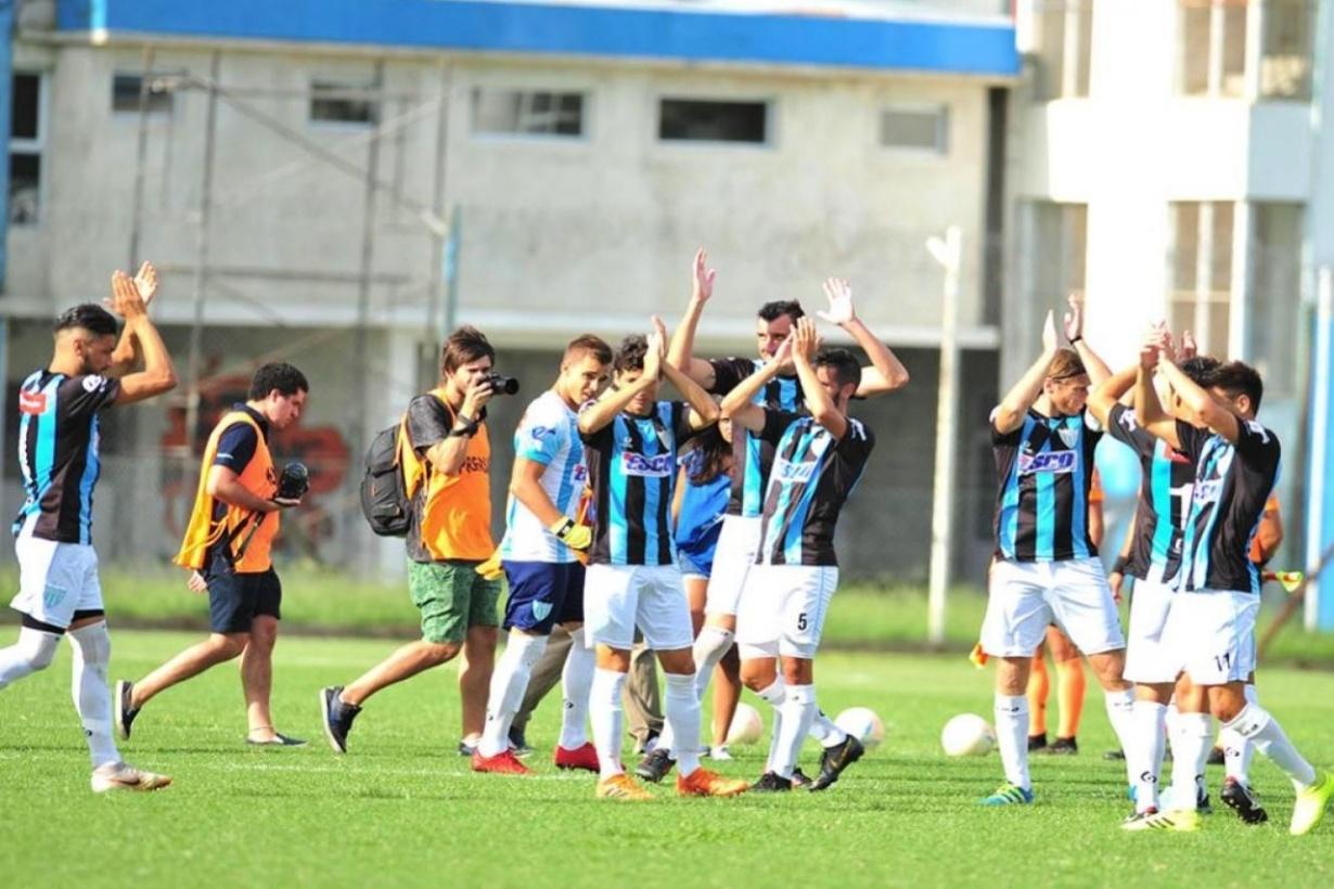 Juventud Unida debutará en Villa Ramallo.
