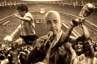 """Me van a tener que disculpar"": una perlita para recordar en el día del adiós a Maradona"