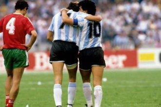 """""""Se nos va un amigo, un líder"""", las sentidas palabras de Burruchaga desde Uruguay"""