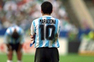 Cuando Maradona me ayudó sin saberlo