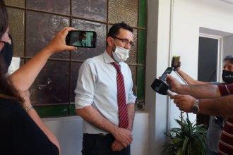 Luego de la autopsia, el fiscal solicitó la prisión preventiva de la expareja de Ginna