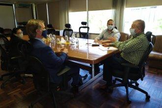 Los seis puntos de la situación ambiental que hablaron Lauritto y Piaggio