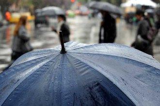 Alertan por tormentas y lluvias de hasta 80 milímetros para este fin de semana